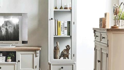 18B505 interior cabinet showcase