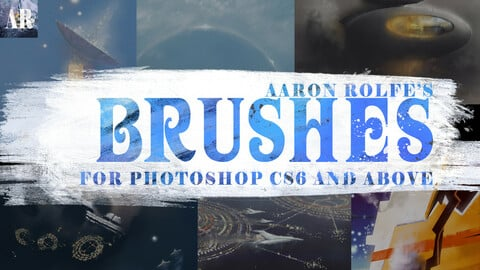 Aaron Rolfe's Brushes 2021