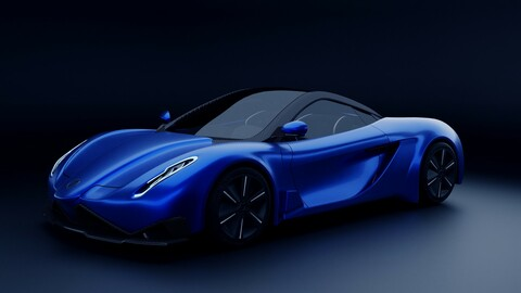 Astreo Type 3 Concept Car