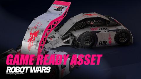 Robot Wars: SubZero (GameReady Asset)