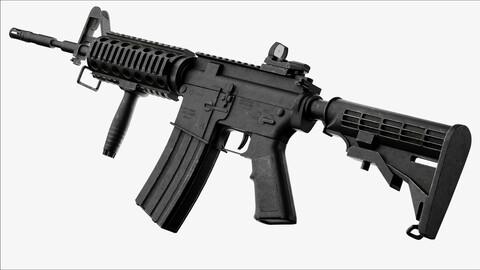 M4 Carbine Assault Rifle
