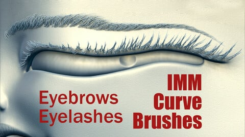 Brows and Lashes Brushes
