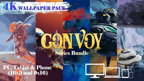 Convoy 4K Wallpaper Bundle