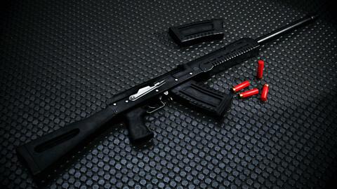 Kalashnikov USA KS -12T Shotgun