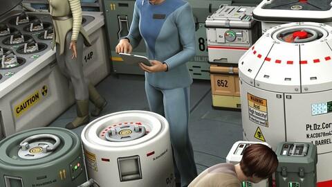 Sci-fi Box