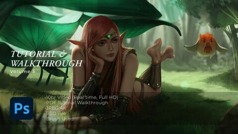 Evergreen -  Tutorial & Walkthrough Volume 5