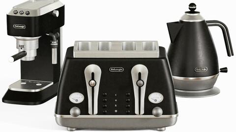 Delongi kitchen appliance set