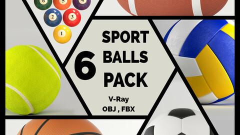 Sport Balls Pack