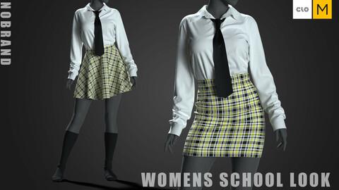 Womens - School Look