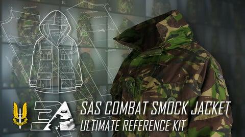 SAS Combat Smock Jacket Ultimate Reference Kit
