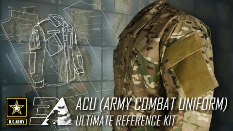ACU Uniform Ultimate Reference Kit