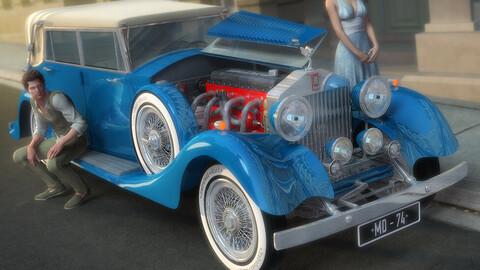 Car Mark