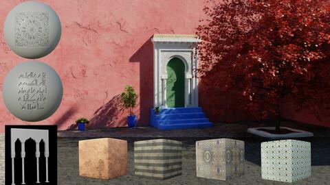 Ultimate Moorish Pack for Islamic/Arabic Architecture