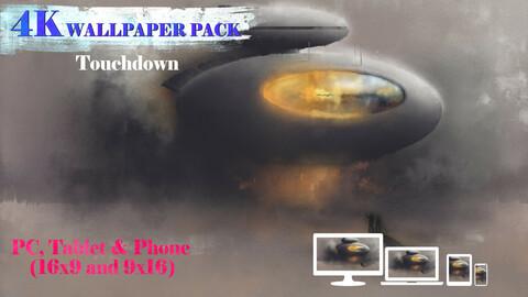 Touchdown 4K Wallpaper Pack