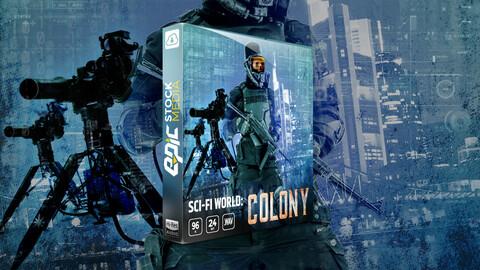 Sci-fi World Colony