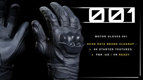 Motor Gloves 001