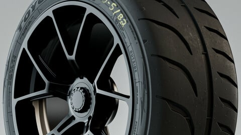 Toyo Proxes r888R New Profile (Real World Details)