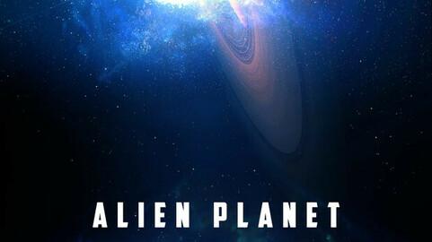 Alien Planet - Concept / Illustartion