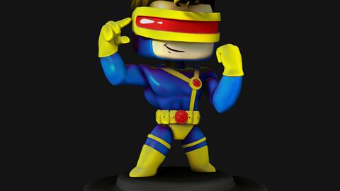 Cyclops STL For 3D Printing