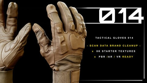 Tactical Gloves 014