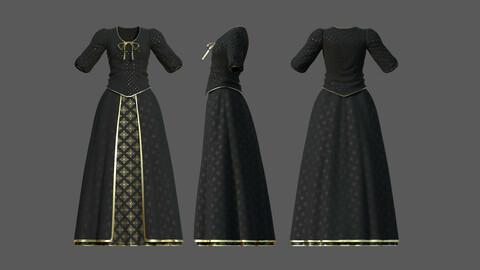 European women's clothing B