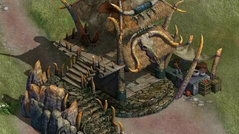 Regulus tribe - Horns House 01