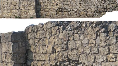 315 Stone wall