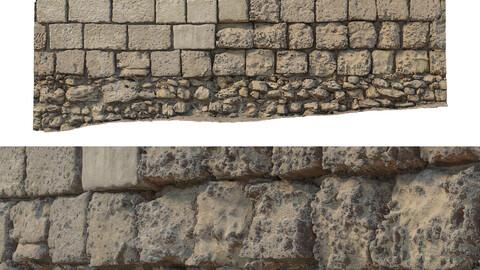 316 Stone wall