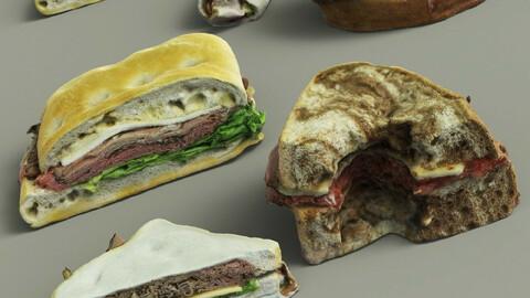 i13 Sandwiches