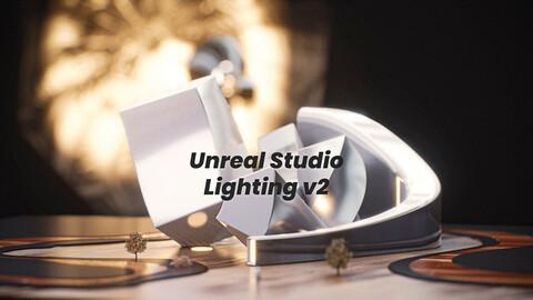 Unreal Studio Lighting pro v2