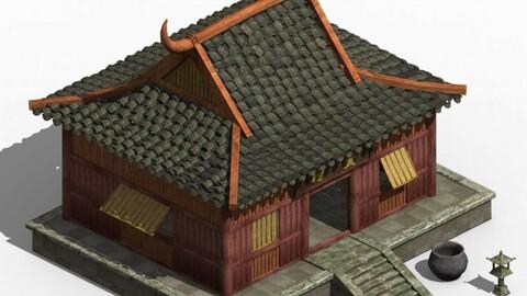 Religion - worship ancestral hall
