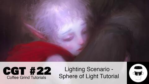 CGT #22: Lighting Scenario - Sphere of Light