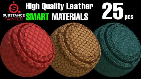 25 Reality Leather Smart Materials
