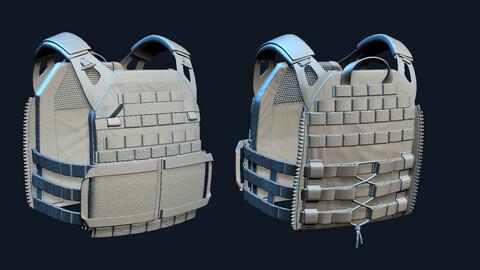 JPC 2.0 Tactical Plate Carrier- bulletproof vest - tactical military equipment