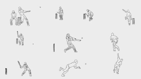 Cricket Motion
