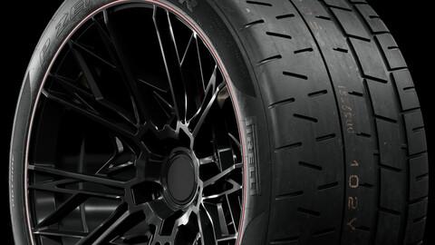 Pirelli P ZERO™ Trofeo R (Real World Details)