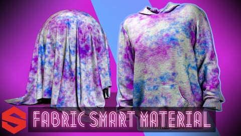 1 Fabric smart material