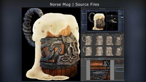 NorseMug - Source Files