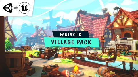 FANTASTIC - Village Pack