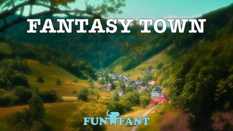 Fantasy Town soundtrack