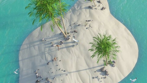 Polynesian Tropic Hangout