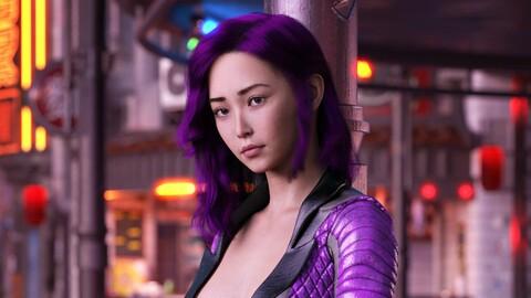 Zhao HD for Genesis 8 Female