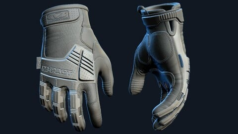 Gloves MECHANIX M-Pact - Military govles