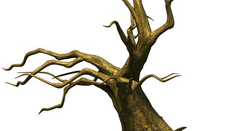Fairy town - dead tree 2
