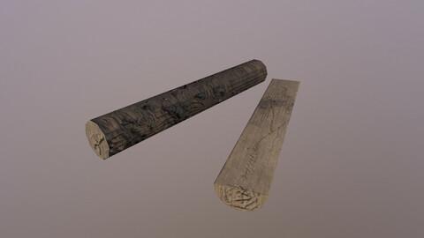 Stump 3D Model free