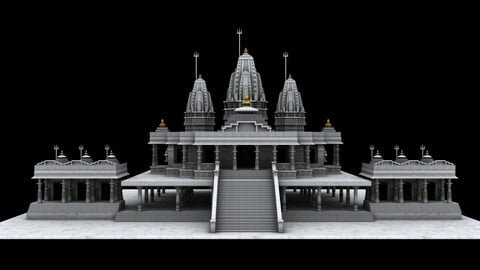 Temple _Indian Architecture