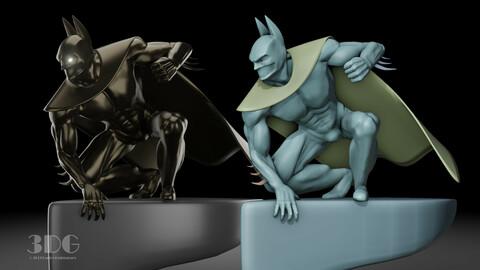 Bat Ornament