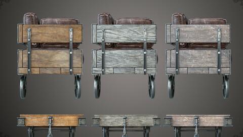 Steampunk Furniture