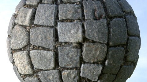Stone Ground 13 PBR Material