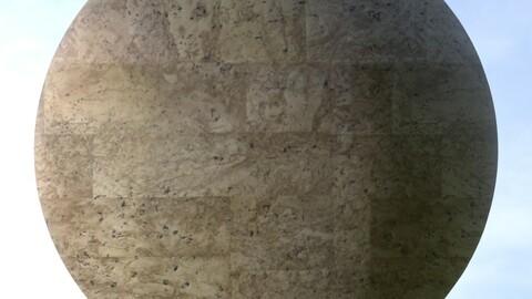 Old Wood Floor 1 PBR Material